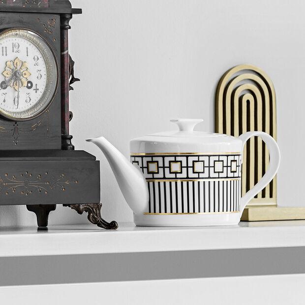 MetroChic Gifts Dzbanek do herbaty mały 21x9x10,5cm, , large