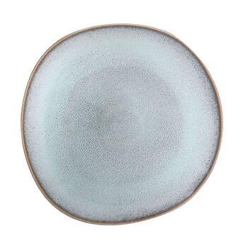 Lave Glacé talerz płaski, turkusowy, 28 x 28 x 2,7 cm