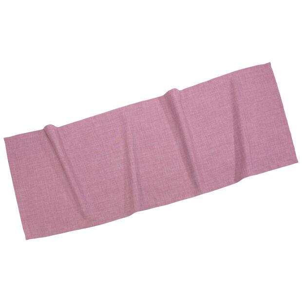 Textil Uni TREND bieżnik fuksja 50x140cm, , large