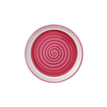 Clever Cooking Pink półmisek / okładka okrągły