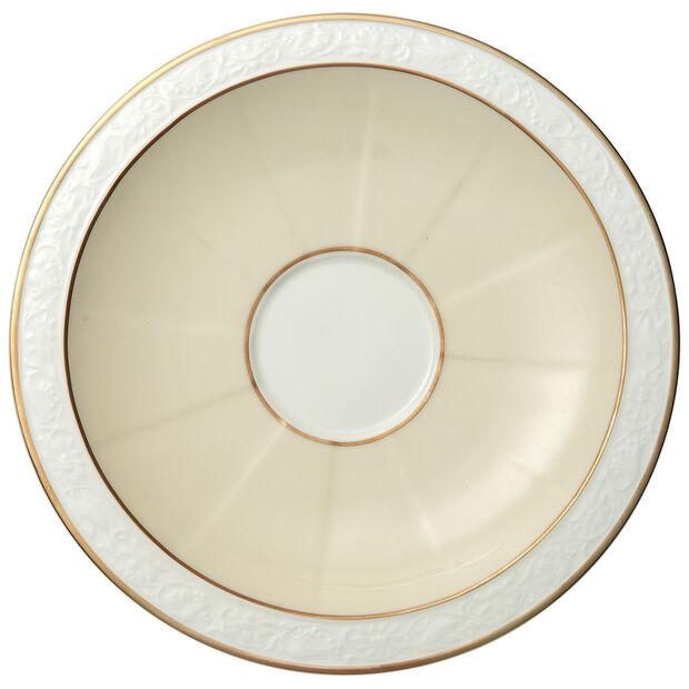Ivoire Spodek do filiżanki do kawy/herbaty 16cm, , large