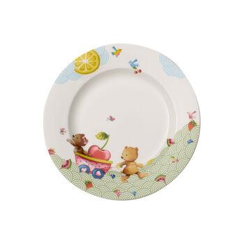 Hungry as a Bear Talerz obiadowy 220x220x26mm