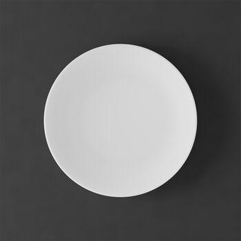MetroChic blanc Talerzyk deserowy/śniadaniowy 22x22x2cm