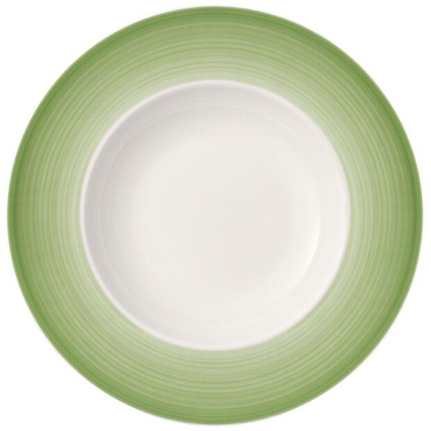 Colourful Life Green Apple Talerz głęboki / Talerz do pasty, , large