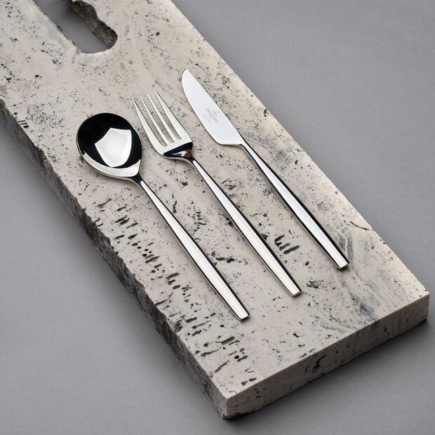 MetroChic nóż stołowy, długość 22,9 cm, , large