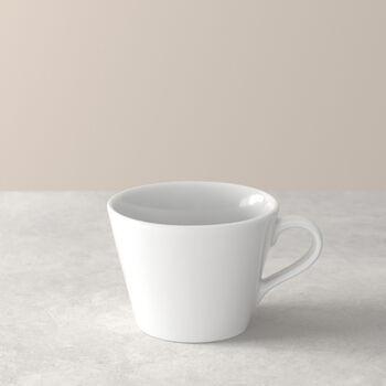 Organic White filiżanka do kawy, biała, 270 ml