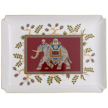 Samarkand Rubin Gifts duża miska dekoracyjna