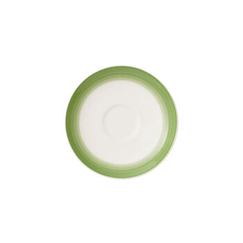 Colourful Life Green Apple spodek do espresso/mokki