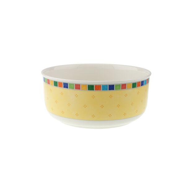 Twist Alea Limone okrągła miska na sałatę 20 cm, , large