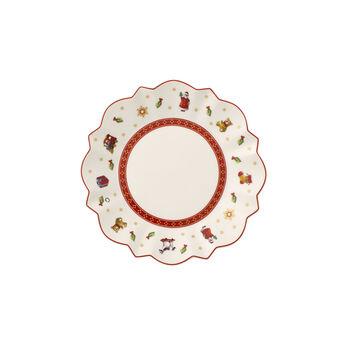 Toy's Delight talerzyk do pieczywa biały