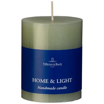 Essential Candles zielona mgła 7x9cm