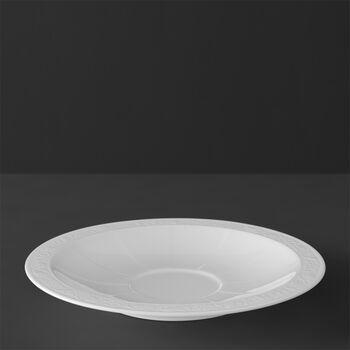 White Pearl Spodek filiżanki śniad./bulionówki 18cm