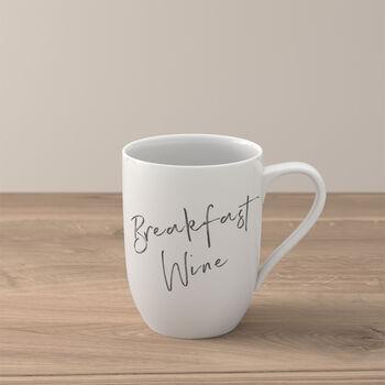 "Statement kubek ""Breakfast Wine"""