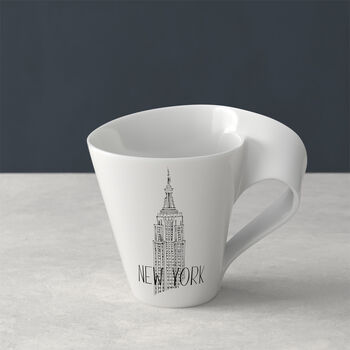 Modern Cities kubek do kawy, New York, 300 ml