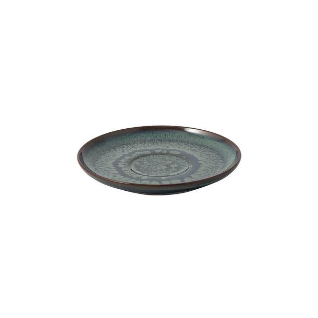 Crafted Breeze spodek do filiżanki do kawy, szaroniebieski, 15 cm, , large
