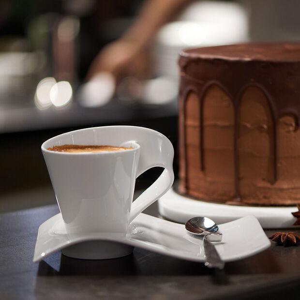 NewWave Caffè spodek do filiżanki do espresso 17x13 cm, , large