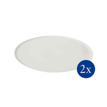 vivo | Villeroy & Boch Group New Fresh Collection Set of 2 pizza plates