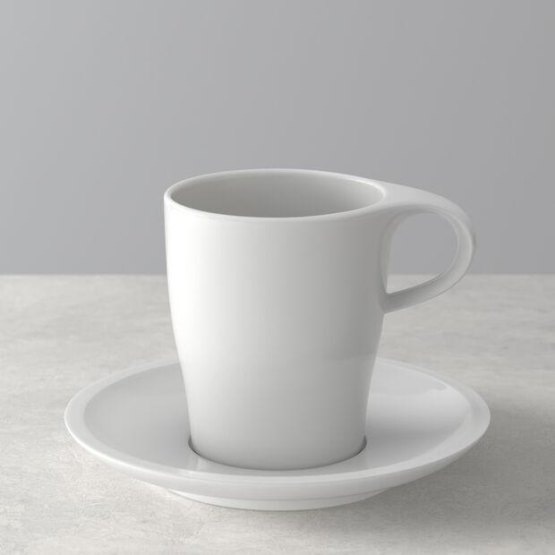 Coffee Passion kubek do kawy ze spodkiem, , large
