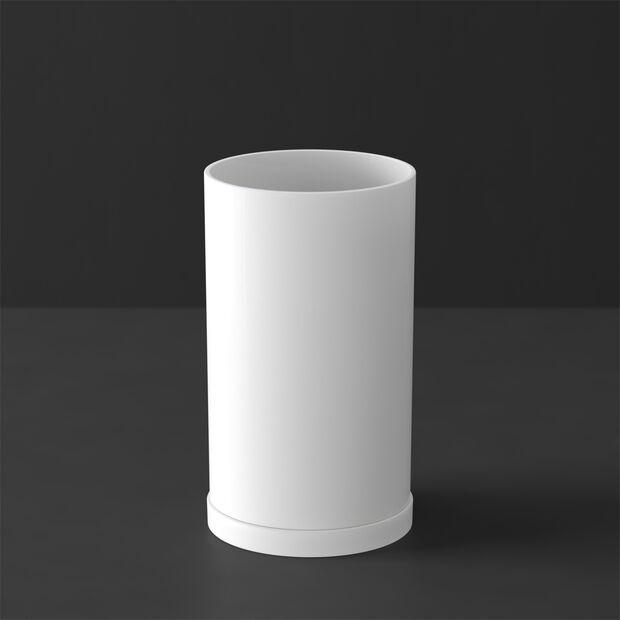 MetroChic blanc Gifts Lampion dekoracyjny 7,5x7,5x13cm, , large