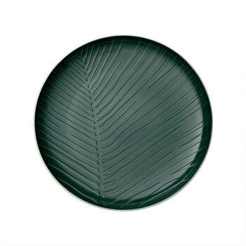 it's my match Green talerz Leaf