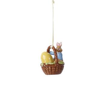 Bunny Tales ozdoba-koszyk Max