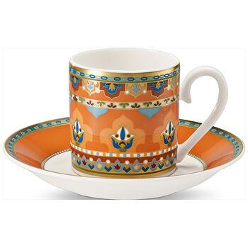 Samarkand Mandarin Filiżanka espresso&spod.