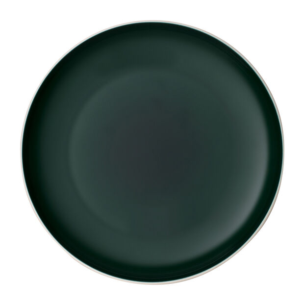it's my match talerz, 27 cm, ciemnozielony, , large