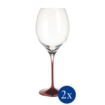 Allegorie Premium Rosewood kieliszek do wina Bordeaux Grand Cru zestaw 2-częściowy 294mm