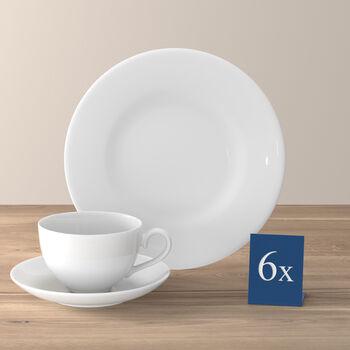 Royal zestaw do cappuccino 18-częściowy