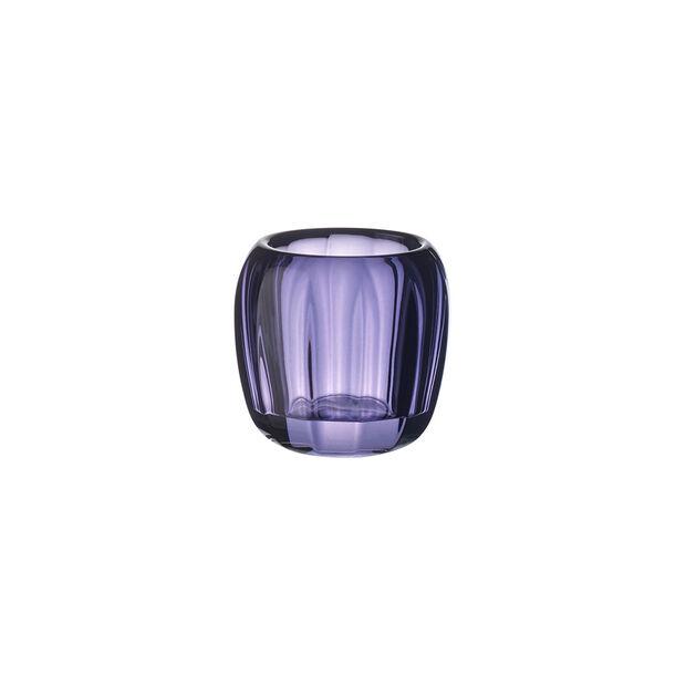 Coloured DeLight mały świecznik na tealight Gentle Lilac, , large