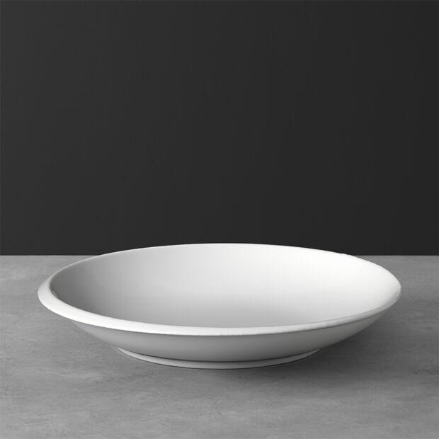 NewMoon głęboka miska, 1,75l, biała, , large