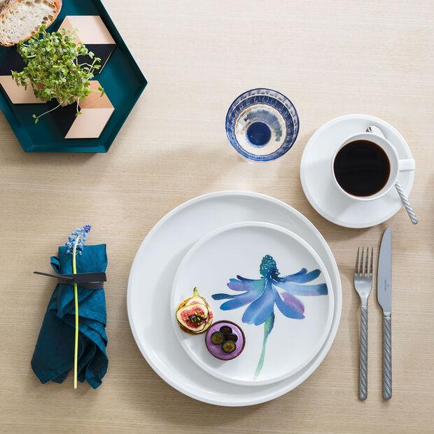Artesano Flower Art talerz śniadaniowy, , large