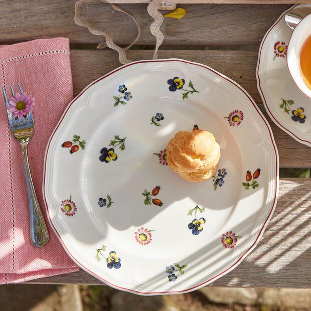 Petite Fleur talerz śniadaniowy, , large