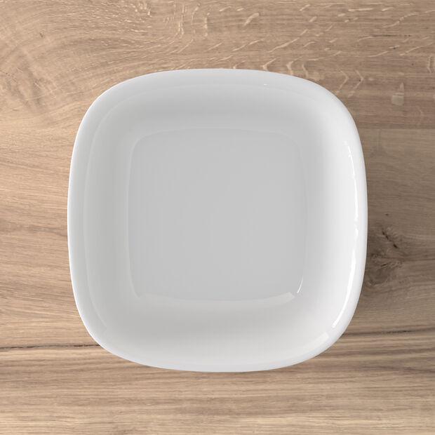 Royal prostokątna miska na sałatę, , large