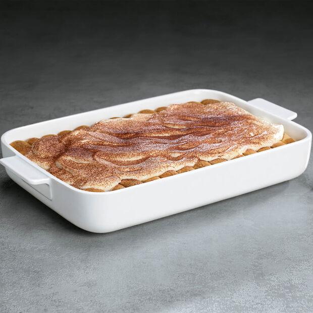 Clever Cooking prostokątna forma do pieczenia 34 x 24 cm, , large