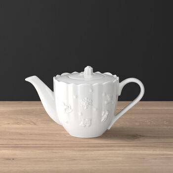 Toy's Delight Royal Classic dzbanek do kawy, biały, 1 l