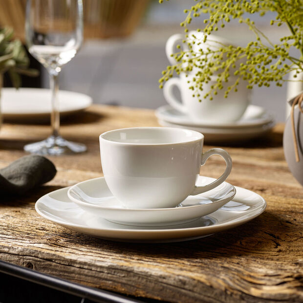 vivo | Villeroy & Boch Group New Fresh Basic Zestaw do kawy, 18-częściowy, , large