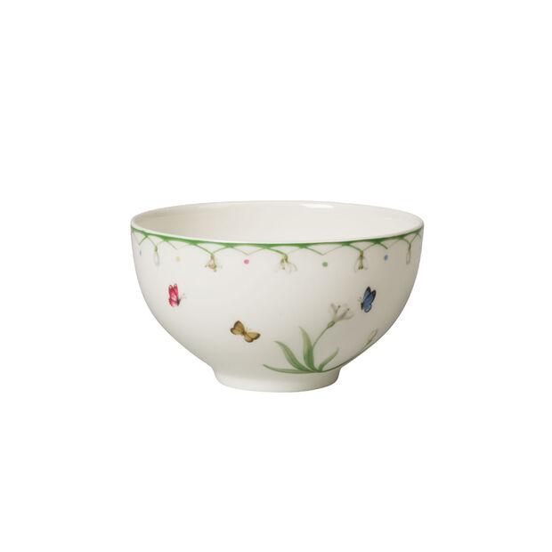 Colourful Spring mała miska, biały/zielony, , large
