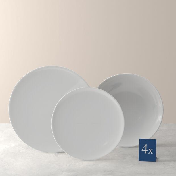 Voice Basic Starter Set, biały, 12-częściowy, , large
