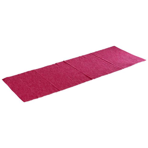 Textil News Breeze bieżnik pink 50x140cm, , large