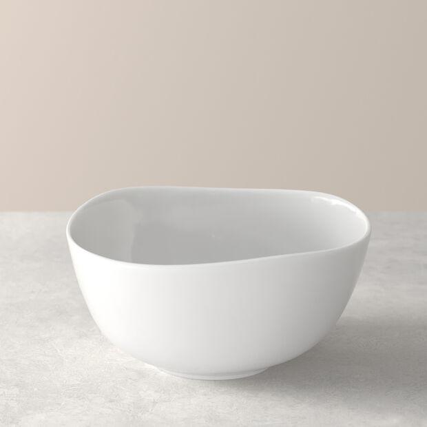 Organic White miska, biała, 750 ml, , large