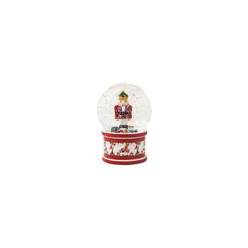 Christmas Toys Kula śnieżna duża, 2021 13x13x17cm