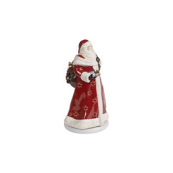 Christmas Toys Memory Św. Mikołaj obracający się 17,5x20x34cm