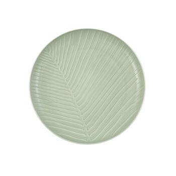 it's my match talerz Leaf, 24cm, mineralna zieleń