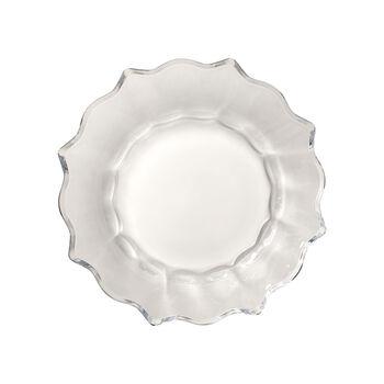 Christmas Glass Accessories miska, przezroczysta, 25 cm, 850 ml