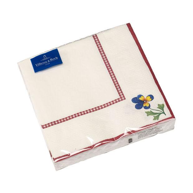 Papierowe serwetki Petite Fleur new, 20 sztuk, 33x33cm, , large