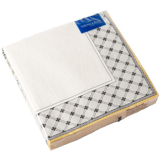 Papierowe serwetki Audun, 20 sztuk, 33x33cm, , large