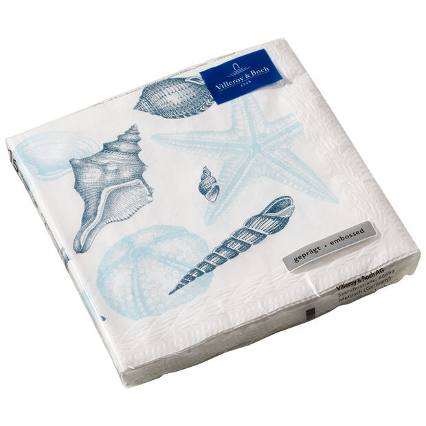 Papierowe serwetki Montauk Beachside, 20 sztuk, 33x33cm, , large