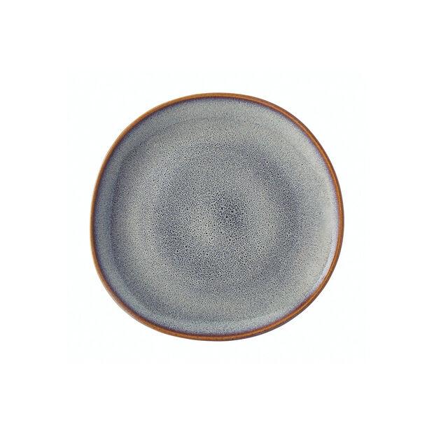 Lave Beige talerz śniadaniowy, beżowy, 23,5 x 23 x 2,6 cm, , large
