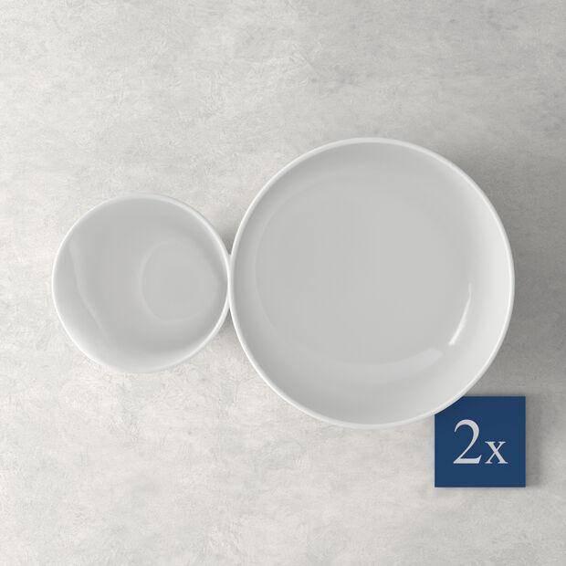 Soup Passion duża miska do zupy zestaw 2-częściowy, , large